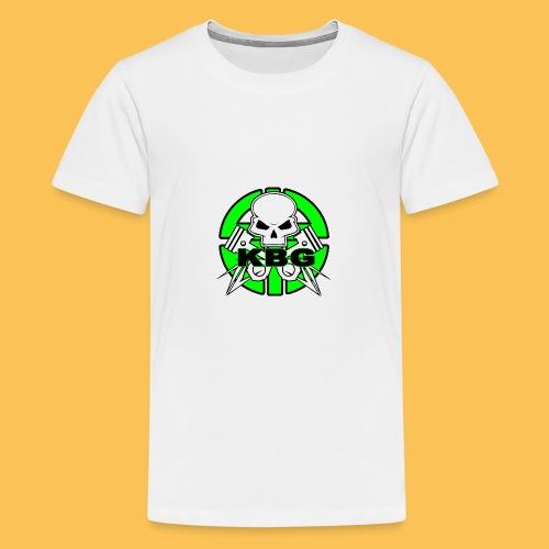 Borse B1 KBG - Maglietta Premium per ragazzi
