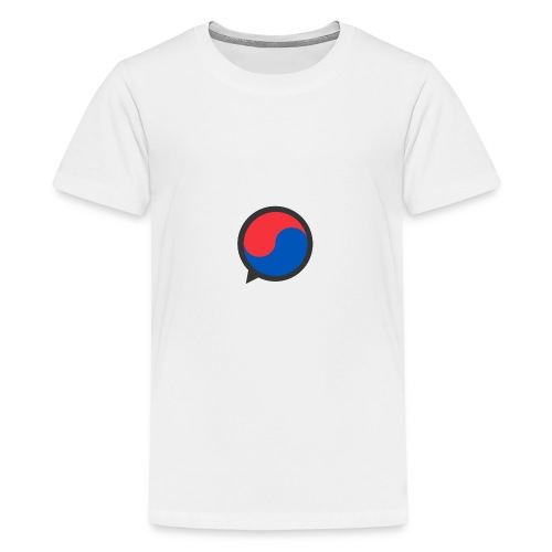 Black Icon - Teenage Premium T-Shirt
