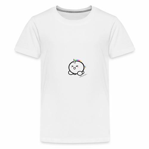 unicornshit - Teenager Premium T-Shirt