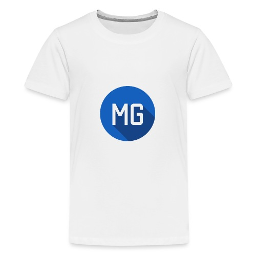 MG Clan Logo - Teenager Premium T-Shirt