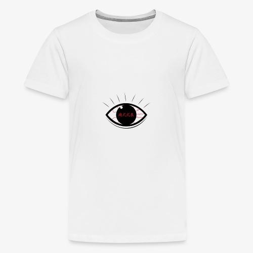 Hooz's Eye - T-shirt Premium Ado