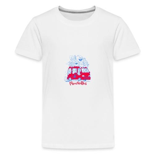 Monsterbus Libero - Teenager Premium T-Shirt
