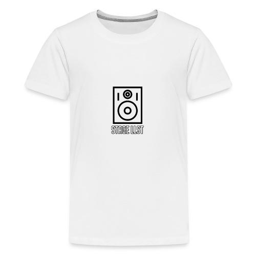 Stage LLST - Premium T-skjorte for tenåringer
