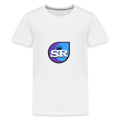 RAZZER FAMILY SR Jr - Teenage Premium T-Shirt