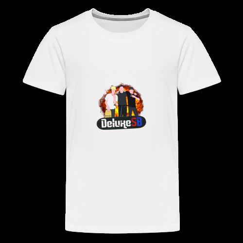 DeluxeSB Logo - Teenager Premium T-shirt