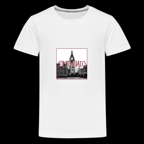 The Big Ben Collection - Teenage Premium T-Shirt
