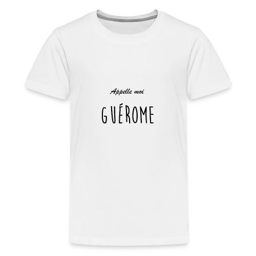 guerome - T-shirt Premium Ado