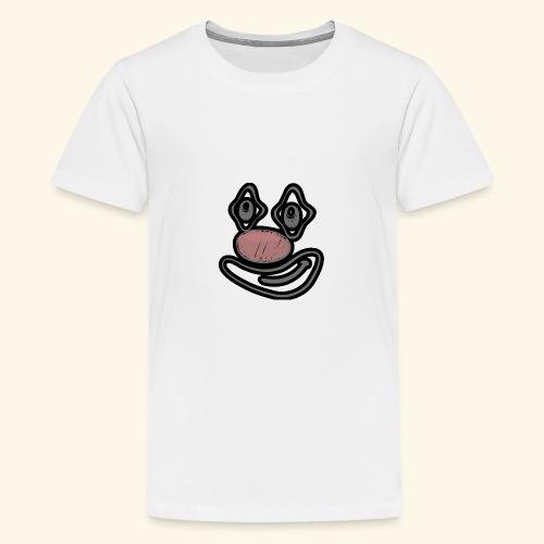 Colorido diseño moderno momentos - Camiseta premium adolescente