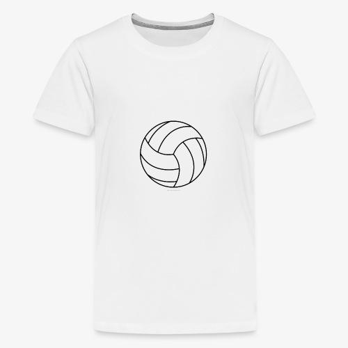pallavolo - Maglietta Premium per ragazzi