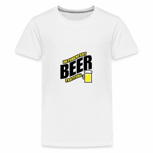 OKTOBERFEST - Teenager Premium T-Shirt