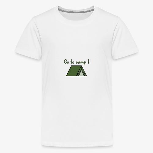 Gotocamp - T-shirt Premium Ado