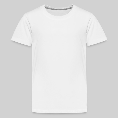 BEATJUNKX Mega Tank Fan - Teenage Premium T-Shirt