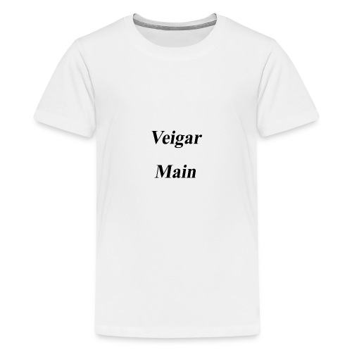 Vaigar Main - Teenager Premium T-Shirt