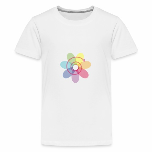 permaculture flower - T-shirt Premium Ado