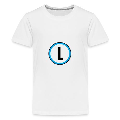 Camiseta Uso diario minimalista - Camiseta premium adolescente