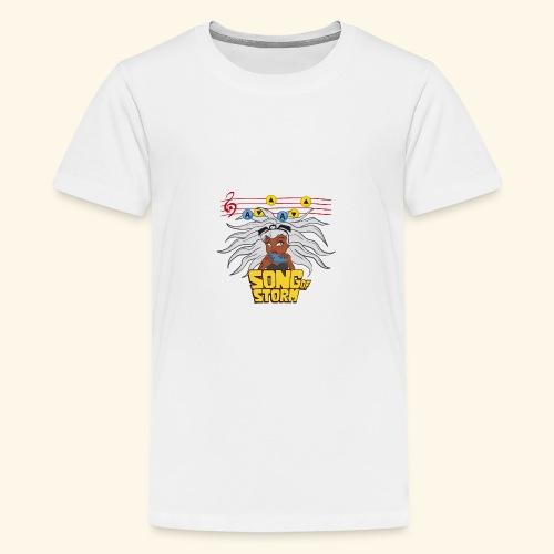 Song of Storm - Teenager premium T-shirt