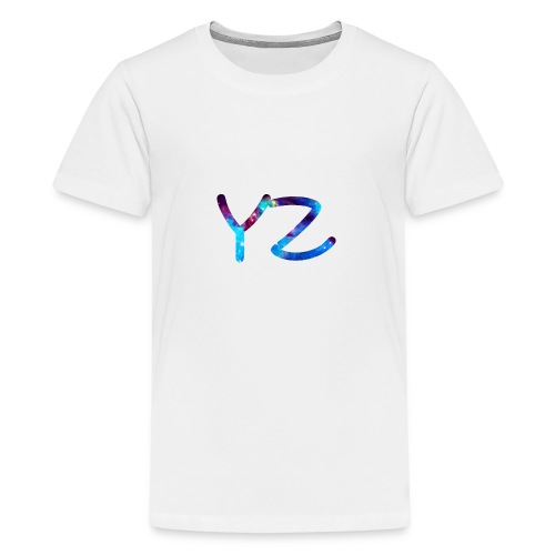 YoungZock Design - Teenager Premium T-Shirt