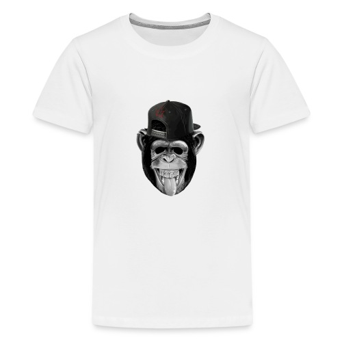 monkey business - Teenager Premium T-Shirt