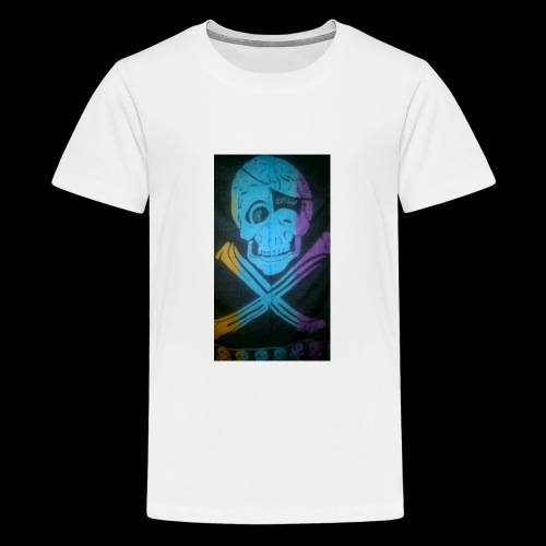 WP 20180112 09 47 39 Pro - Teenager Premium T-Shirt