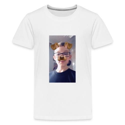 Hoddies - Teenage Premium T-Shirt