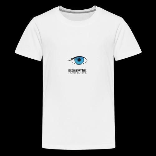 Perspective Design - Trendsters - Teenage Premium T-Shirt