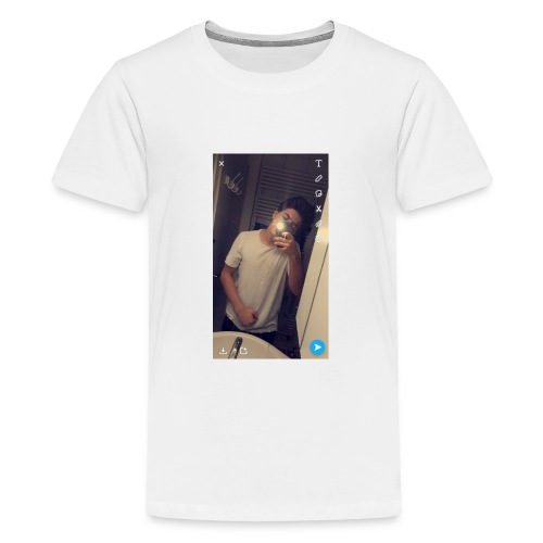 IMG 20171105 WA0018 - Teenager Premium T-Shirt