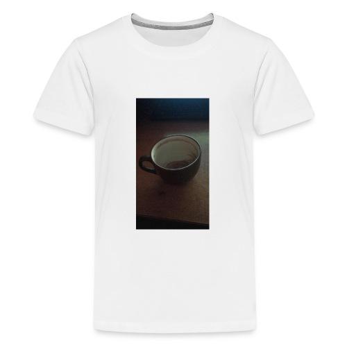 Melancholijny Kubek - Koszulka młodzieżowa Premium