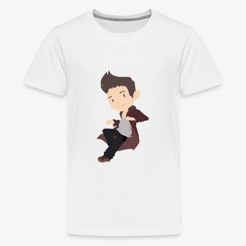 Basique - T-shirt Premium Ado