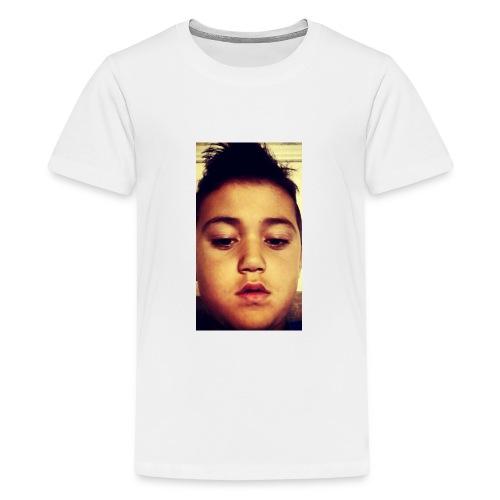 Billig adilla - Premium-T-shirt tonåring