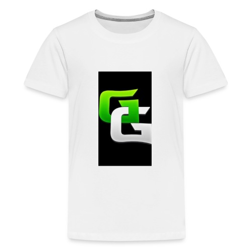 GG - Teenager Premium T-Shirt