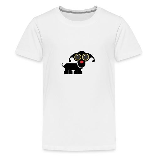 trompito2 - Camiseta premium adolescente