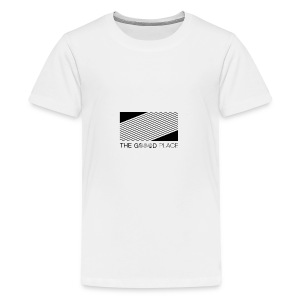 THE GOOOD PLACE LOGO - Teenager Premium T-shirt