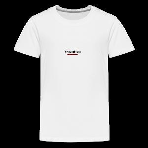 Dark Inc Text - Teenager premium T-shirt