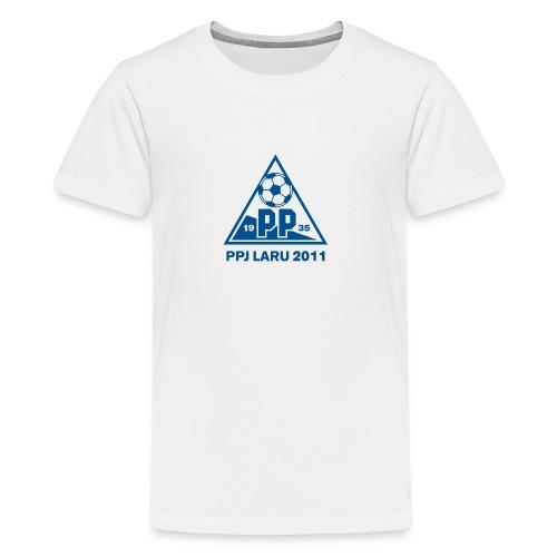 PPJ Laru 2011 - Teinien premium t-paita
