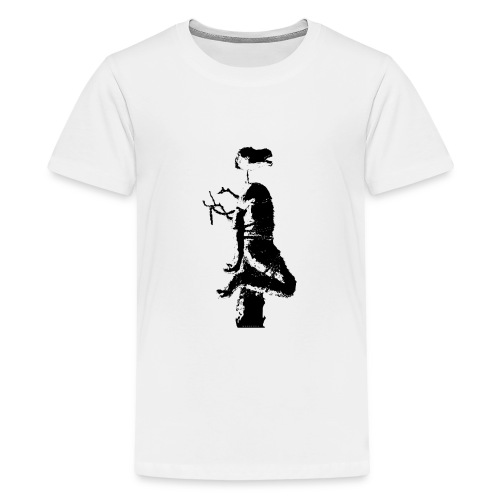 Black Bear - Teenage Premium T-Shirt