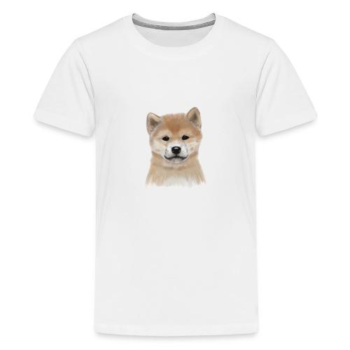 Akita Inu - Koszulka młodzieżowa Premium