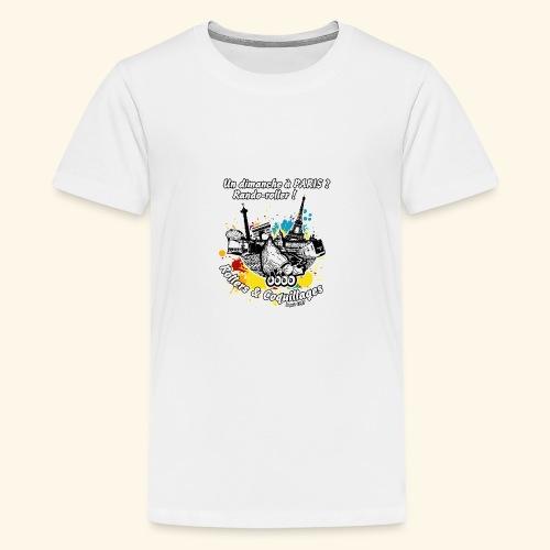 Splash - T-shirt Premium Ado