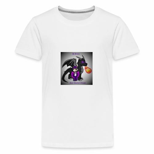 Beat Mental Illness - Teenage Premium T-Shirt