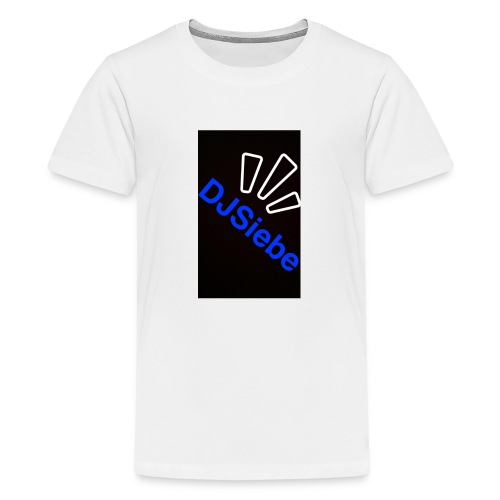 Dj Siebe original - T-shirt Premium Ado
