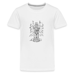 JLB Budda 25072017 1 - Teenager Premium T-Shirt