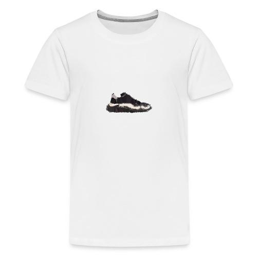 LIT SNEAKER - Teenager Premium T-Shirt