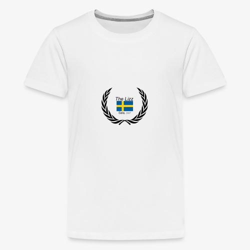 The Lizz - Premium-T-shirt tonåring