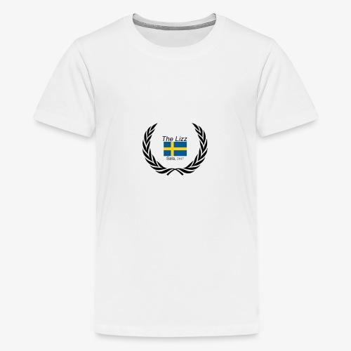 The Lizz - Premium-T-shirt tonåring