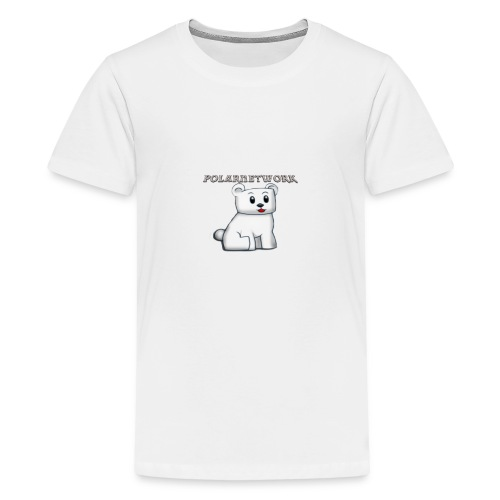 PolarNetwork - Teenager Premium T-shirt