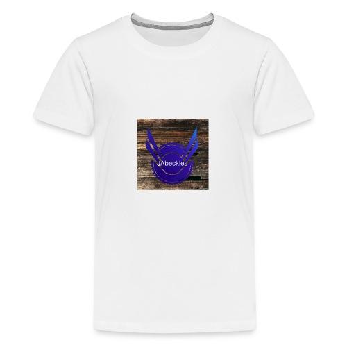 JAbeckles - Teenage Premium T-Shirt
