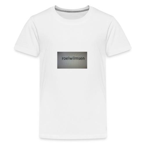 roels t-shirt - Teenager Premium T-shirt