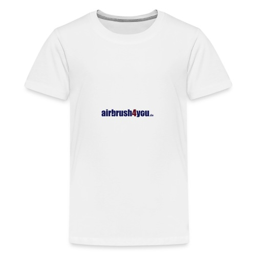 airbrush4you.de - Teenager Premium T-Shirt