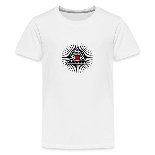EYES - Koszulka młodzieżowa Premium