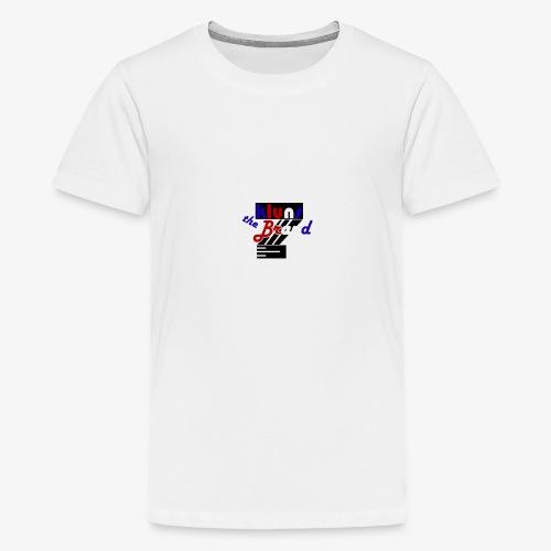 kluns the brand retro - Teenager premium T-shirt