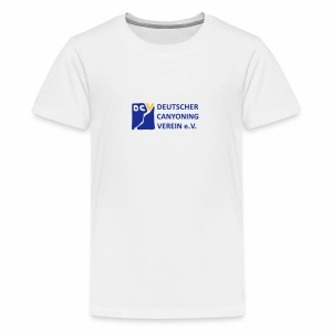 DCV Logo - Teenager Premium T-Shirt